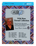 Aurifil Wild Rose Thread Collection 10 Spool 220yd/Spool Thread Kit