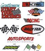 Amazing Designs / Great Notions 1258GNP Race Banner I Multi-Formatted CD