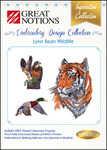 Great, Notions, Inspiration, Collection, Lynn, Bean, Lyn, Wild, life, Licenced, Multi, format, Embroidery, Design, CD