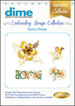 Great Notions #11 Collection Fancy Petals Multiformat Embroidery Designs CD
