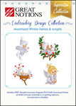 Great Notions Inspiration Collection Morehead Winter Fairies Angels CD