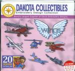 Dakota Collectibles 970129 Wings Multi-Formatted CD