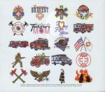 Dakota Collectibles 970131 Fire Fighter Multi-Formatted CD