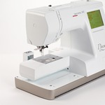 Bernina 340 Deco Bernette Sewing and Embroidery Machine, 100 Built-in Designs
