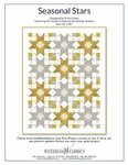 Windham Glisten-Seasonal Stars Quilt Kit