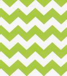 Fabric Finders 15 Yd Bolt 9.33 A Yd 1589 Lime Chevron 100% Pima Cotton Fabric 60 inch