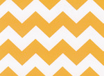 Fabric Finders 15 Yd Bolt 9.33 A Yd 1598 Gold Chevron 100% Pima Cotton Fabric 60 inch
