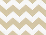 Fabric Finders 15 Yd Bolt 9.33 A Yd 1602 Khaki Chevron 100% Pima Cotton Fabric 60 inch