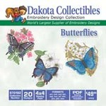 Dakota Collectibles 970192 Butterflies Multi-formatted CD