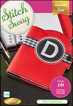 DIME 156-SS_NiftyNotebooks Stitch Swag CD for Nifty Notebooks, 16 Variations