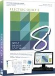 84959: Electric Quilt EQ8 Windows, Complete Design Software Download for Blocks, Photos