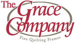 Grace Set of 6 Roller Casters for Continuum Metal Quilting Frame