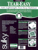 "Sulky Tear-Easy 3yd x 20""  Soft, Light Weight, Tear Away Stabilizer"