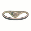 "Yamata M1-6-48 100 of Abrasive Sharpener Belts also for Ikonix 6, 8, 10"" Straight Knife Cuttersnohtin"