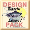 Cactus Punch Lite CPL20 Bassin' Lures CD
