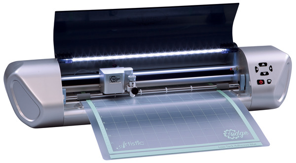 Artistic Edge Artedge12 Quot W Digital Fabric Paper Cutter