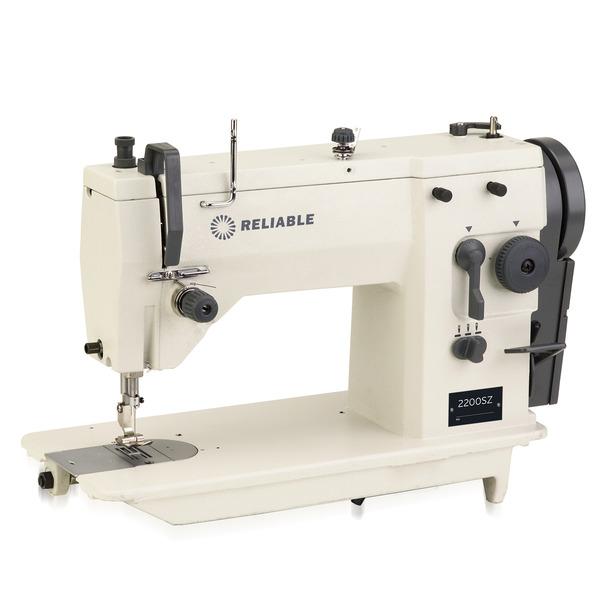 Reliable 2200sz 9mm Zigzag 6mm Straight Stitch Industrial
