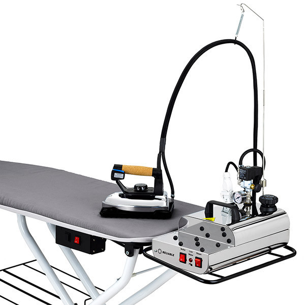 Reliable 550vb Steam Vacuum Ironing Board Heated Pressing
