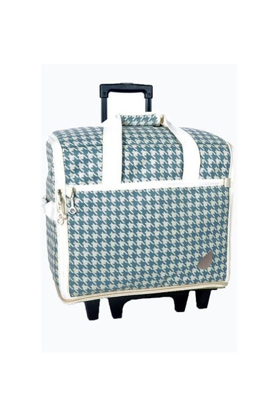 pfaff sewing machine carrying on wheels