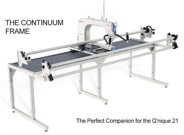 Grace Continuum 8' Machine Quilting Frame at AllBrands.com : grace quilting frame instructions - Adamdwight.com