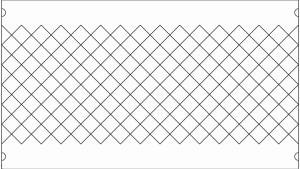 Quilt ez long arm quilting design templates choose from 20 styles this crosshatch template is made up of 112 inch squares rotated at 45 degrees each panel is 2 feet x 13 12 inches and can be mated end to end to create a pronofoot35fo Images