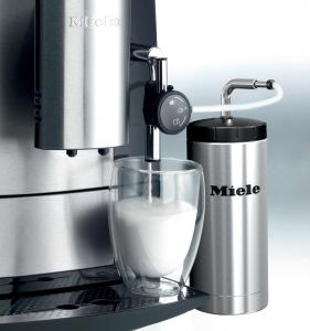 how to clean miele brew unit