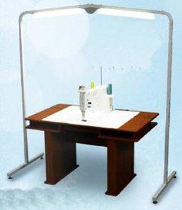 luminess wide floor lamp  sewing tables quilt frames work stations  allbrandscom