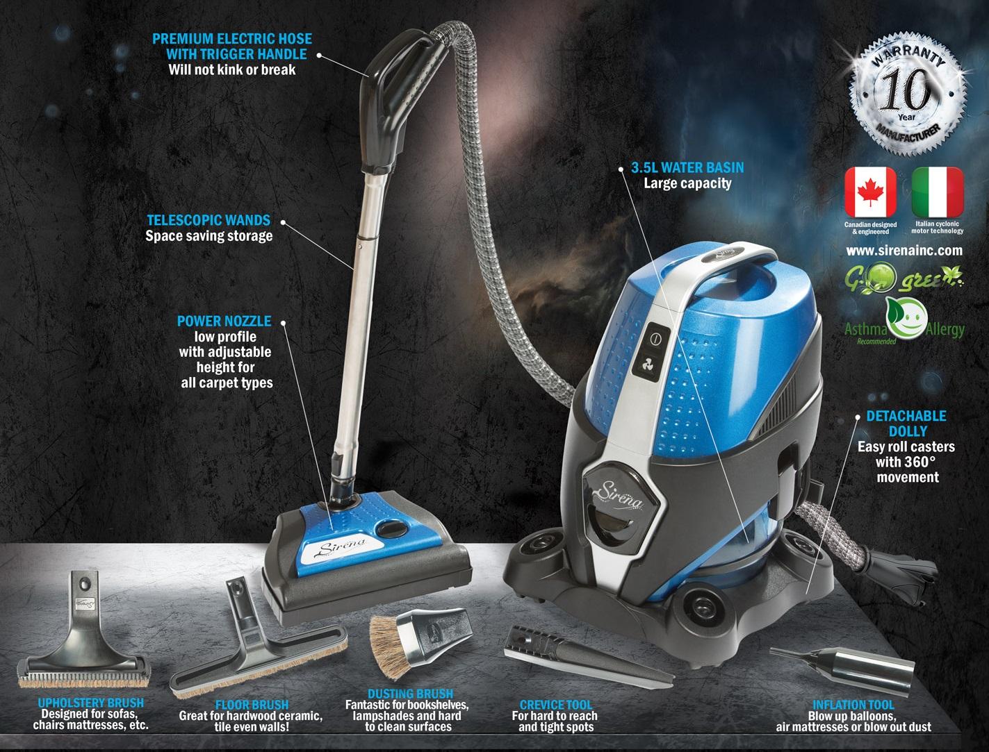 rainbow vacuum how to put the air freshener deodorizer
