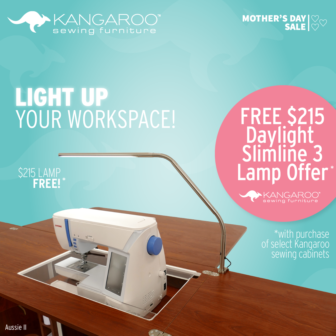 Kangaroo Mother's Day Promotion