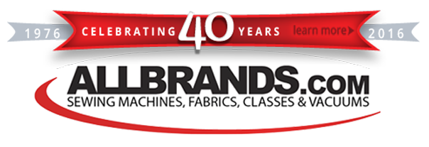 AllBrands.com is celebrating our 30 year anniversary with tax free shopping and a 30-day money back guarantee.