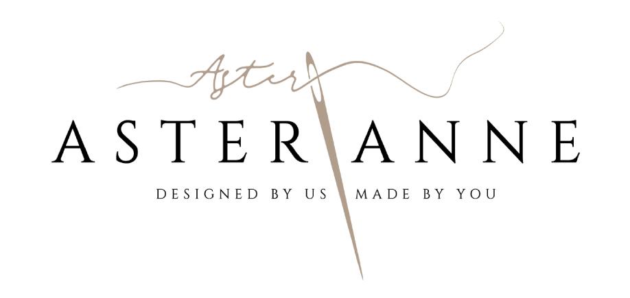 Aster & Anne Logo