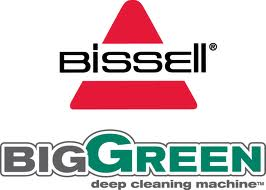 Bissell Big Green Commercial Logo