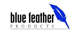 Blue Feather Logo