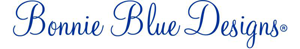 Bonnie Blue Designs Patterns Logo