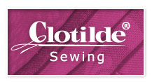 Clotilde Sewing Logo