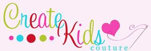 Create Kids Couture Logo