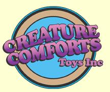 Creature Comforts Toys, Inc Logo
