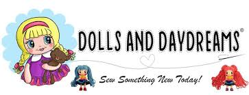 Dolls and Daydreams Logo