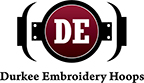 Durkee Embroidery Logo