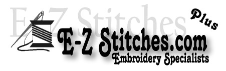 E-Z Stitches Plus Logo
