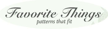 Favorite Things Patterns Logo