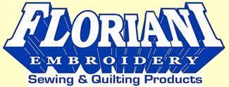 Floriani Appli-Kay Wonder Logo