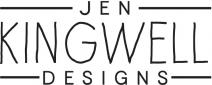 Jen Kingwell Designs  Logo