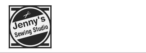 Jenny's Sewing Studio Logo