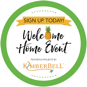 Kimberbell Welcom Home Brand Logo