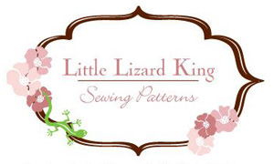 Little Lizard King Logo