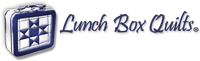 Lunch Box Quilts and Designs Logo