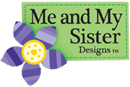 Me and My Sister Designs Logo
