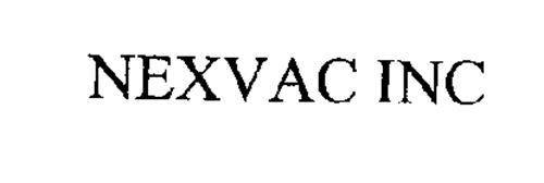 NexVac Logo