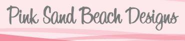 Pink Sand Beach Designs